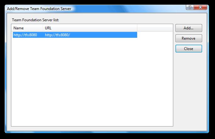Team Foundation Server - James Kovacs' Weblog